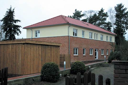 Adendorf, 5 Wohneinheiten (2007)