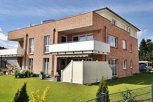 Adendorf, 6 Wohneinheiten (2012)