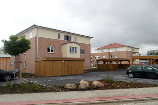 Adendorf, 5 Wohneinheiten (2013)