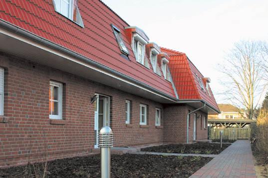Adendorf, 7 Wohneinheiten (2006)